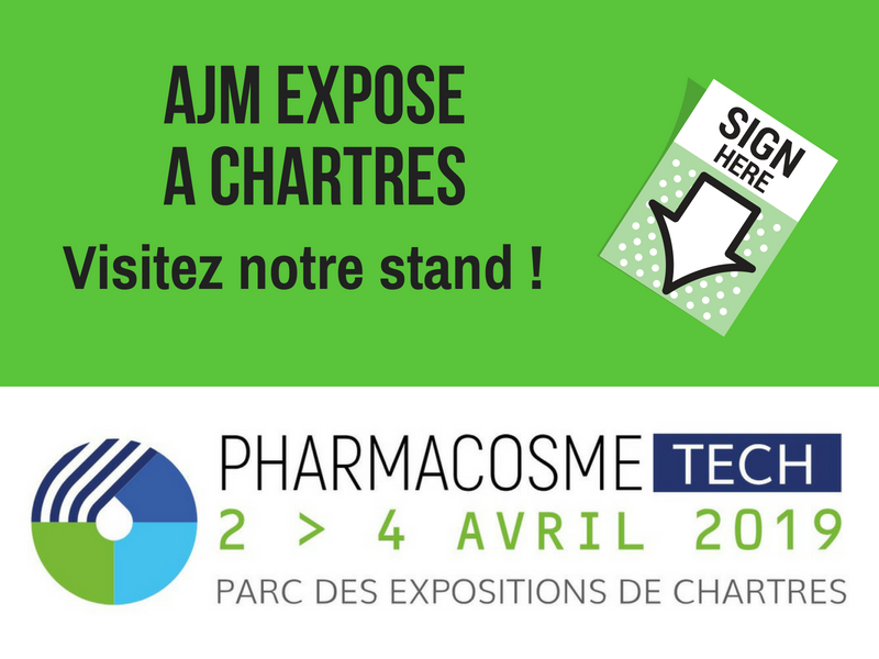 Salon Pharmacosmetech_ AJM Emballages